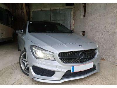 gebraucht Mercedes CLA220 AMG Line Aut.