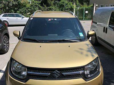 1 4 Gebraucht Suzuki Ignis AUTOMATIK NAVI Klein Kompaktwagen