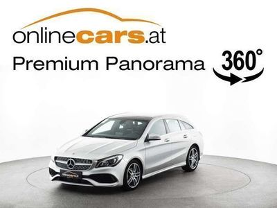 gebraucht Mercedes CLA180 Shooting Brake CLA-Klasse d Aut. AMG-LI... Kombi / Family Van,