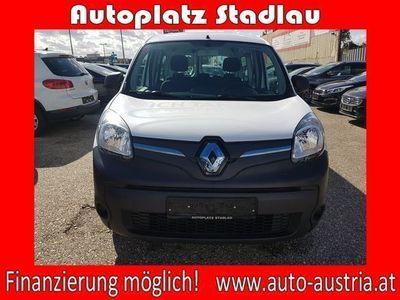 gebraucht Renault Kangoo Z.E. Maxi 5-Sitzer (Batteriemiete) *FINANZIERUNG MÖGLI