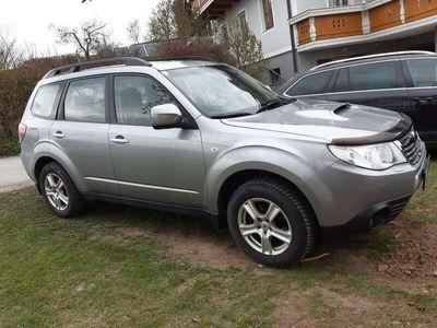 gebraucht Subaru Forester 2.0D