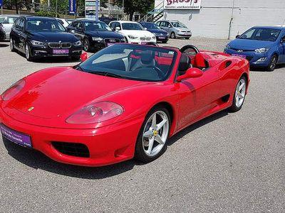 gebraucht Ferrari 360 Spider