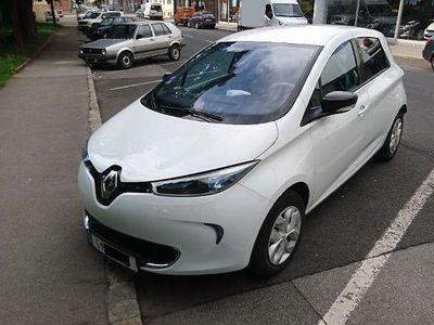 gebraucht Renault Zoe Q210 Life Klein-/ Kompaktwagen