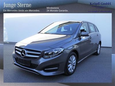 brugt Mercedes B180 d Style A-Edition