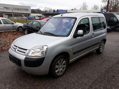 gebraucht Citroën Berlingo Family 2,0 HDI Klima Euro3