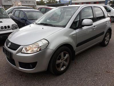 used Suzuki SX4 1,6 VVT GL Klima Euro4