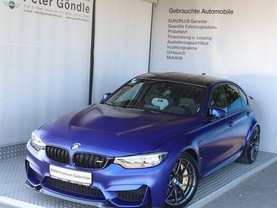gebraucht BMW M3 3er-ReiheM-DKG Limousine