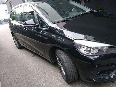 gebraucht BMW 218 2er-Reihe d Kombi / Family Van