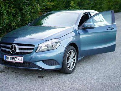 gebraucht Mercedes A160 CDI Urban Style