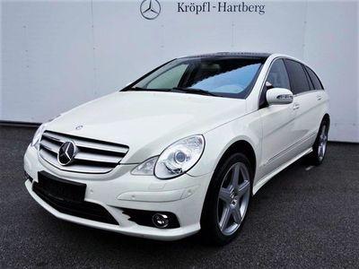 gebraucht Mercedes R500 4MATIC lang