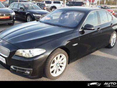 gebraucht BMW 520 x Drive Aut. Schiebedach Leder Navi Bi Modern
