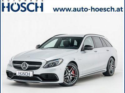 brugt Mercedes C63 AMG AMG S Kombi Aut. VOLL LP: 118.147,- €