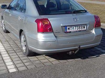 gebraucht Toyota Avensis 20l diesel Limousine,