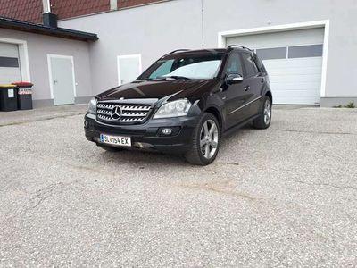 gebraucht Mercedes ML320 Edition 10 AMG 320cdi