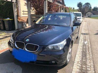 gebraucht BMW 530 5er-Reihe Kombi Allrad Diesel (E61) Touring Aut.