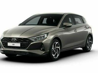 gebraucht Hyundai i20 12 MPI i-Line