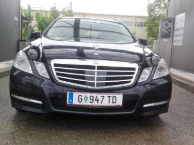 used Mercedes E300 Avantgarde CDI Aut.