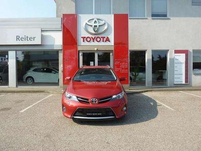 gebraucht Toyota Auris TS 2,0 D-4D Lounge *XENON*NAVI*KEYLESS*SHZ*KAMERA*
