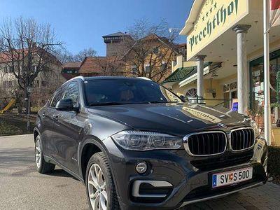 gebraucht BMW X6 xDrive30d F16 SUV / Geländewagen