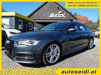 gebraucht Audi A6 Avant 3,0 TDI clean Diesel Quattro tiptronic... Kombi / Family Van,
