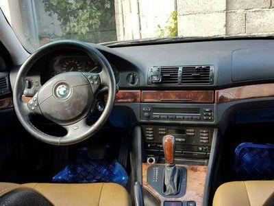 gebraucht BMW 525 5er-Reihe Diesel E39 Österreich-Paket Aut.