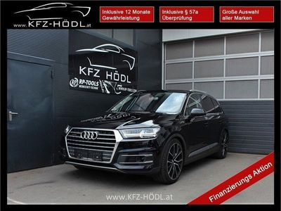 gebraucht Audi Q7 3,0 TDI quattro Tiptronic SUV / Geländewagen