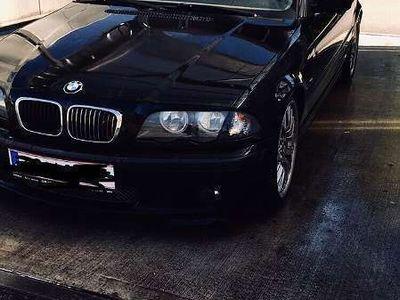 gebraucht BMW 323 3er-Reihe i - 170 PS Limousine