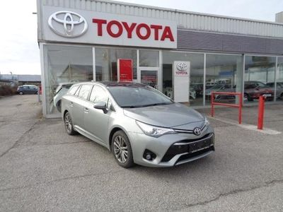 used Toyota Avensis 1,6 D4-D Active Plus #PANO #TEMPO #NAVI #TOP