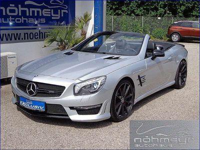 gebraucht Mercedes SL63 AMG AMG Performance Aut.***Top Ausstattung*Top Servicegep