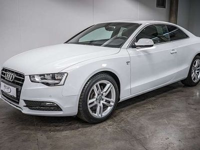 gebraucht Audi A5 Coupé 2,0 TDI DPF Aut. S-Line Sportwagen / Coupé,