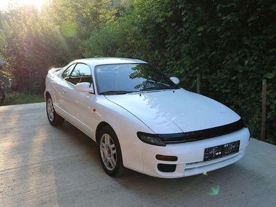 gebraucht Toyota Celica T18 2,0 GT-i 16V 156 PS Sportwagen / Coupé