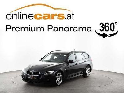 gebraucht BMW 320 d M-Sport Touring Aut. LED LEDER NAVI TEMP SHZ