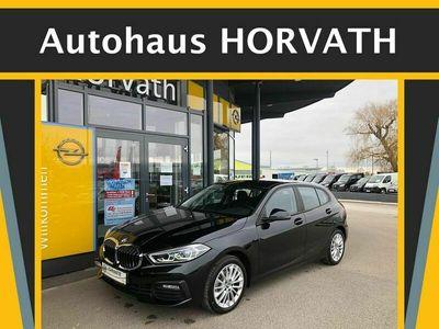 gebraucht BMW 118 d Aut.F40-30%!NEUES MODELL!LED,NAVI,LIVECOCK,SITZH