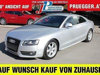 gebraucht Audi A5 Coupé 3,0 TDI V6 quattro DPF, 239 PS, 2 Türen, Schaltgetriebe