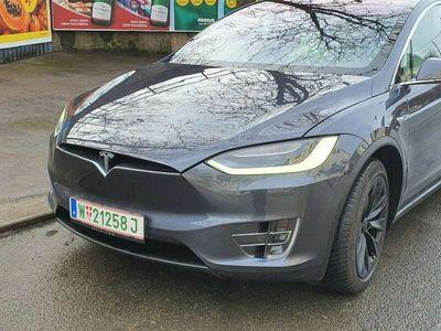 gebraucht Tesla Model X Performance Ludicrius 7 seats, 81.600€ ohne USt