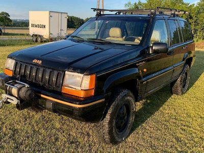 gebraucht Jeep Grand Cherokee 5,2L SUV / Geländewagen