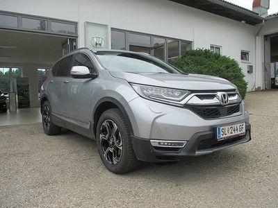 gebraucht Honda CR-V 1,5 VTEC Turbo Lifestyle CVT Aut. SUV / Geländewagen,