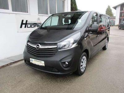 gebraucht Opel Vivaro Combi L2H1 1,6 BiTurbo CDTI ecoflex 2,9t S&S
