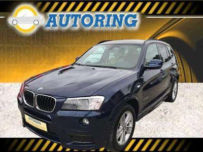 gebraucht BMW X3 xDrive20d Österreich-Paket Aut. M-Paket