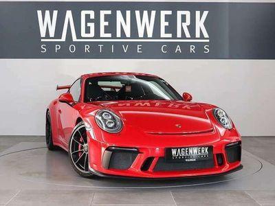 gebraucht Porsche 911 GT3 911 Urmodell 991.2CLUBSPORT APPROVED SPORT-CHRON