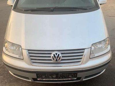 gebraucht VW Sharan 1,9 TDI Kombi / Family Van