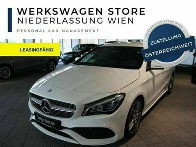 gebraucht Mercedes CLA200 Shooting Brake CLA-KlasseAMG Line/7DCT/LED/Navi Styling/Autom... Limousine