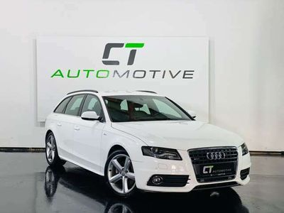 gebraucht Audi A4 Avant 2,0 TDI Sport Edition DPF quattro S-Line