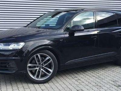 "gebraucht Audi SQ7 4,0 TDI, Virtual, 21"", Pano, Allradlenkung,Matrix"