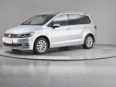 gebraucht VW Touran Highline 1.6 TDI SCR DSG