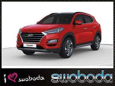 gebraucht Hyundai Tucson 1,6 CRDI 4WD Level 3 Plus DCT