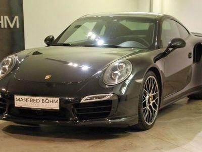 brugt Porsche 911 Turbo S Coupe PDK Modell 991 Sportwagen / Coupé,