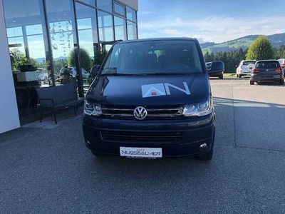 gebraucht VW Caravelle LR Comfortline 20 BMT TDI 4motion Xenon