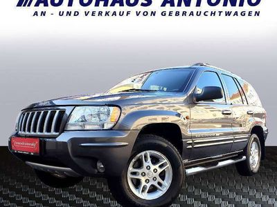 """gebraucht Jeep Grand Cherokee Limited 2,7 """"Vision"""" CRD Limited Vision"""