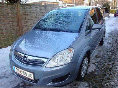 gebraucht Opel Zafira 1,6 Twinport Edition CNG